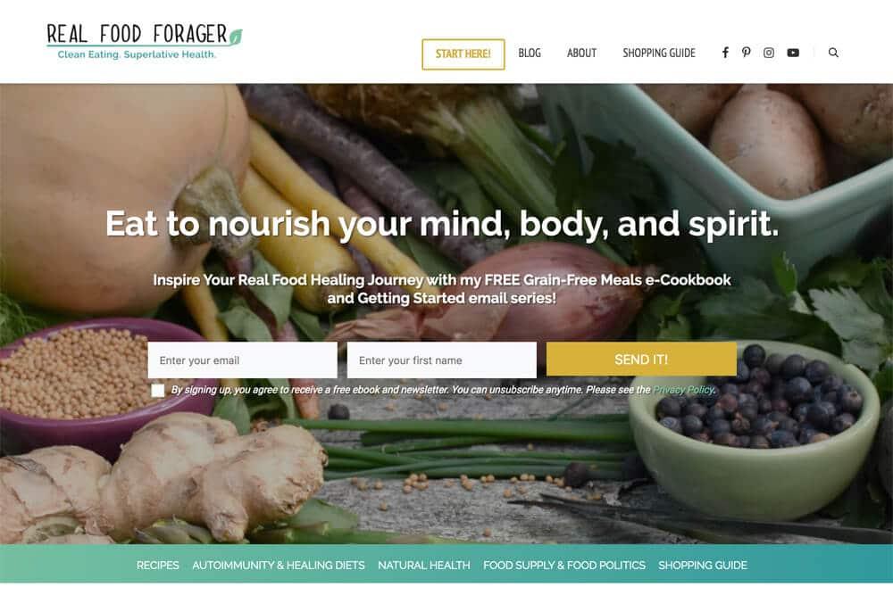 RFF-homepage